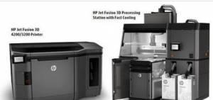明年惠普即将推出可打印金属产品的3D打印机
