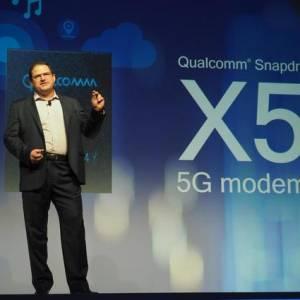 高通5G网络首次数据连接成功!5G手机即将来袭!