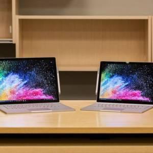 Surface Book2正式发布:图形性能翻5倍