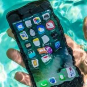 iPhone 8进水怎么恢复数据?