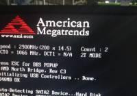 老电脑开机蓝屏很可能是主板电池没电引起的!