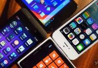 小众手机系统已死 苹果iOS和安卓手机系统占据99.9%市场份额