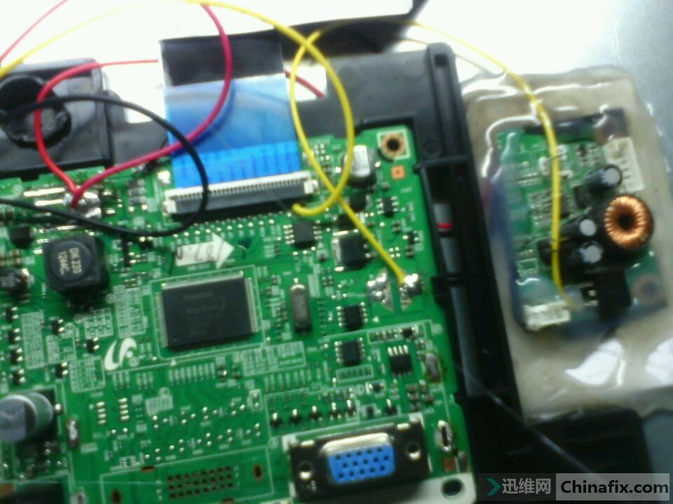 爆力维修三星s19b300 led显示器