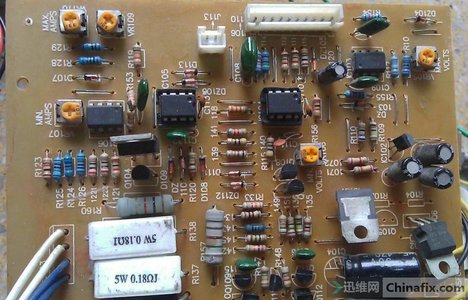 龙威ps-305dm可调电源电流问题!