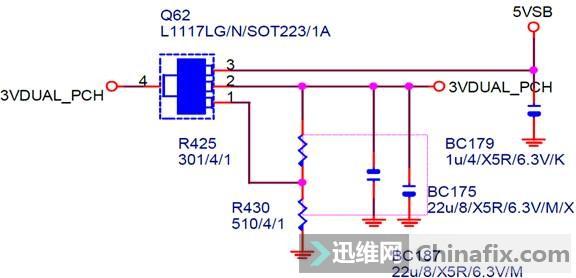 徐总开机电路分析之ga-h61m-ds2主板