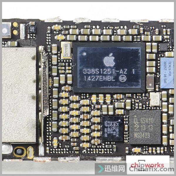 苹果6plus超清主板图