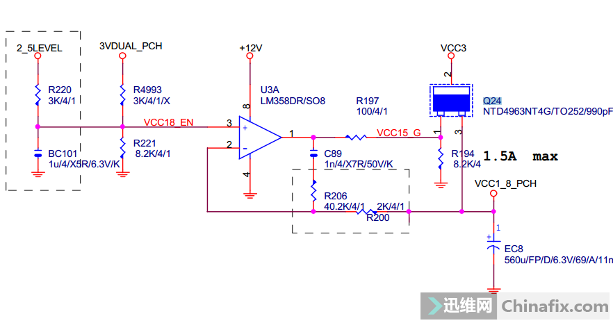 k500a b95 主板电路图