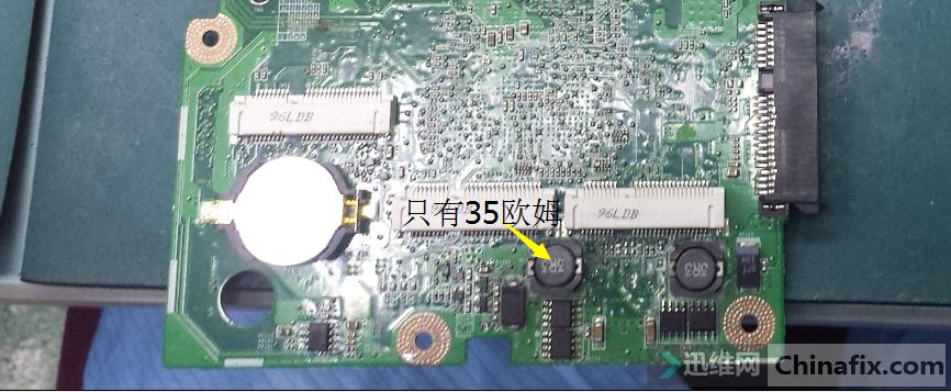 戴尔e196fpf高压板电路图