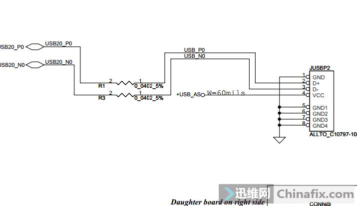 戴尔 15-5552 主板电路图