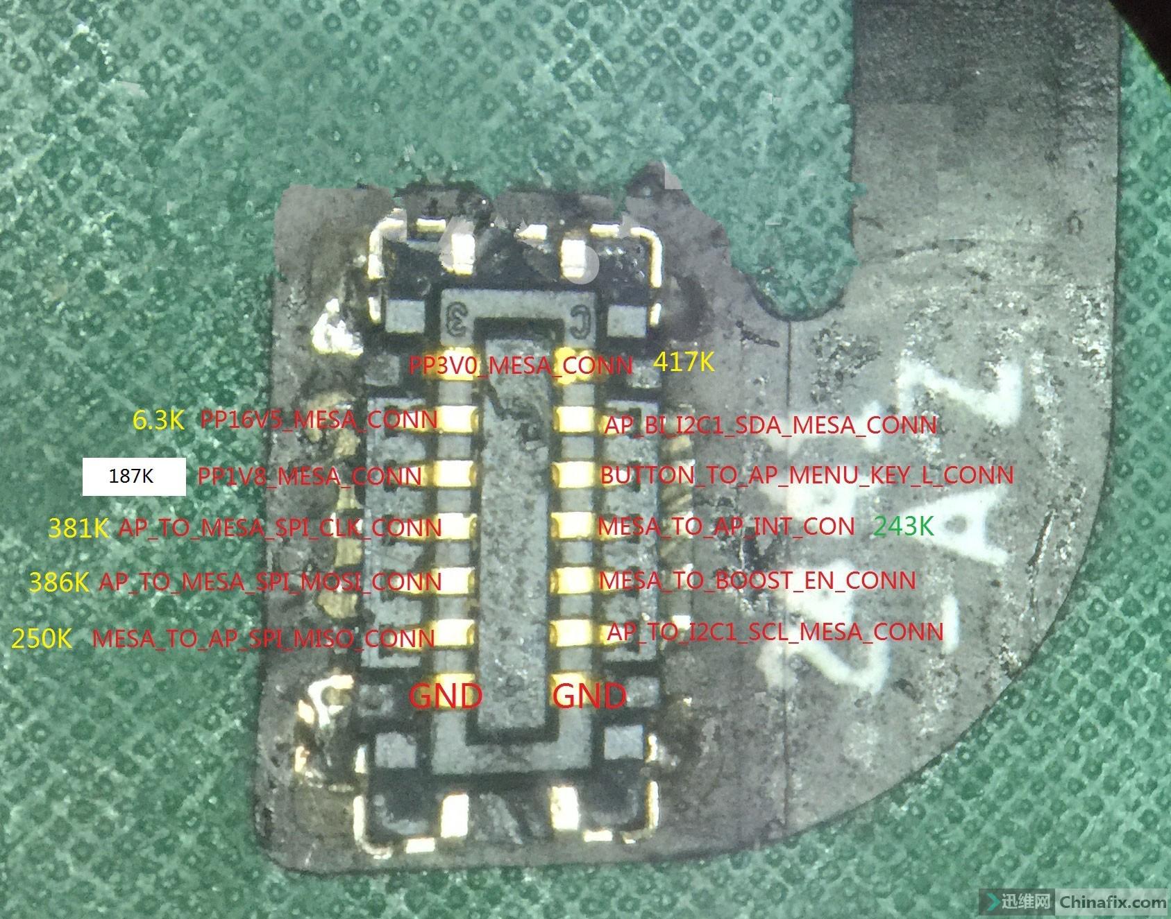 认证会员区【严管】 69 苹果手机|ipad维修 69 iphone6指纹按键