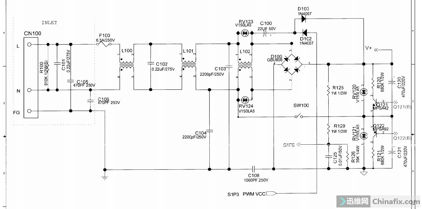 电路 电路图 电子 原理图 1366_676