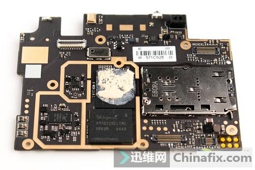 海信a2双屏手机拆机 图21