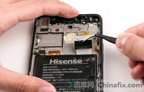 双屏手机拆机 图24