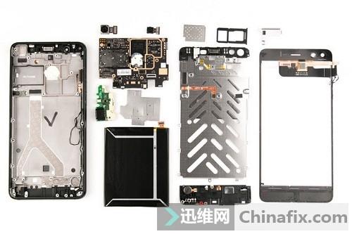 双屏手机拆机 图32