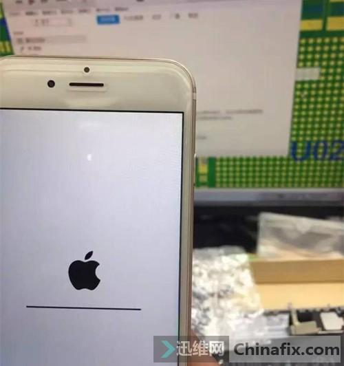 iPhone6s 扩容后 手机无法开机维修 图14