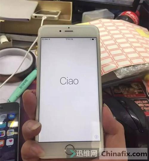 iPhone6s 扩容后 手机无法开机维修 图15