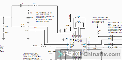 电路 电路图 电子 户型 户型图 平面图 原理图 506_250