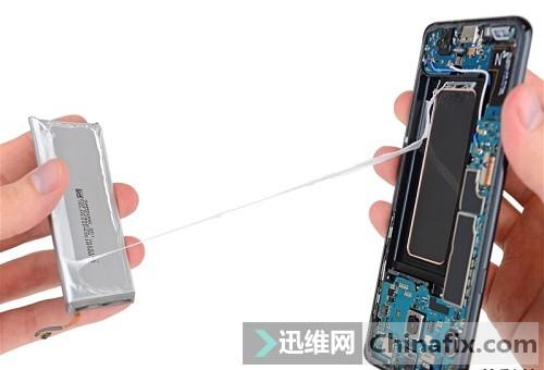 电池用双面胶固定