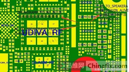 3条通CPU的总线之间断线
