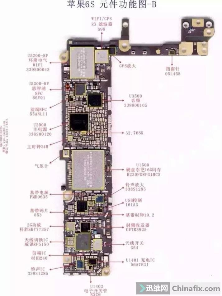 苹果6S主板原件图0.jpg