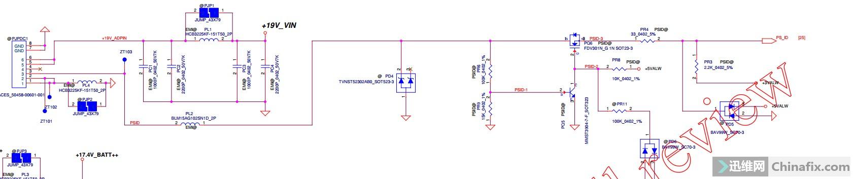 PS_ID 信号3.5v正常吗
