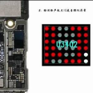 iPhone7来电无铃声 打开铃声卡机维修视频教程