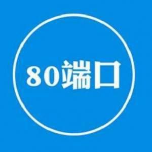检测和解决80端口被占用的方法