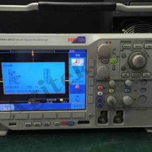 泰克混合信号示波器MSO3012无法开机故障维修