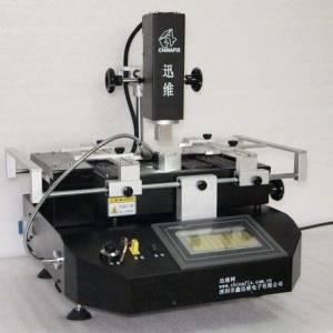 BGA焊台的使用方法-拆除安装主板芯片过程