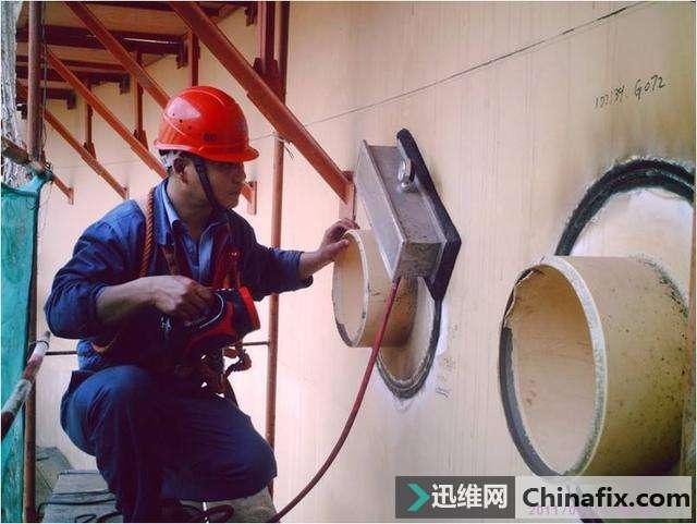 焊接质量验收之真空盒检验