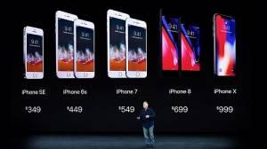谈谈iPhone X千美元定价背后的心理学