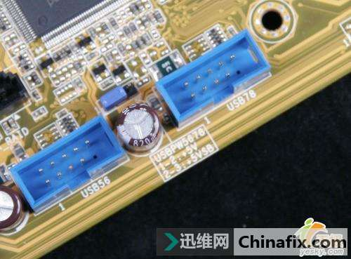 电脑组装之主板接口线缆安装图解教程