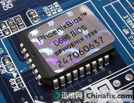 通用解決方案:識別BIOS ROM芯片