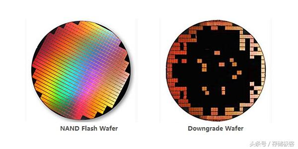 次品颗粒到底流向哪里?固态硬盘闪存起底