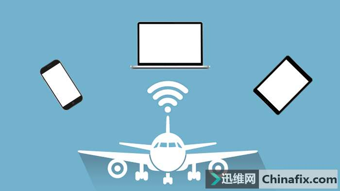 飞机上终于能玩手机,但机载wifi慢谁背锅?