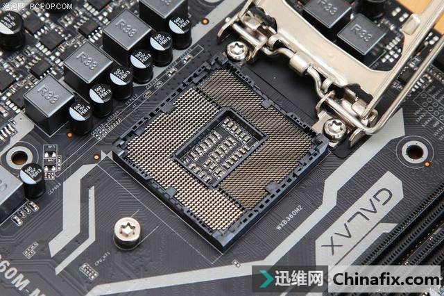影驰b360m m.2 主板测评:b360芯片组平价之选