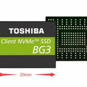 仅有指甲盖大小小硬盘 读速1520M,容量512G