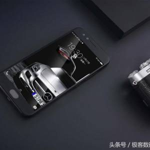 全面屏指纹中国造,五摄手机曝光