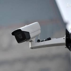 硬币大小监控摄像头 免安装,远程WIIF监控无网无电也能用