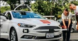 无人驾驶出租车开始投放:手机即可操控