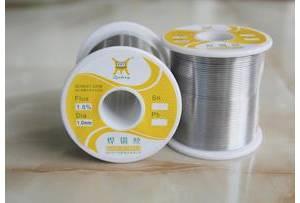 焊锡丝的高温储存试验方法