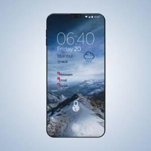 夏普 Curve 概念手机曝光,手机长这样,你会喜欢吗?