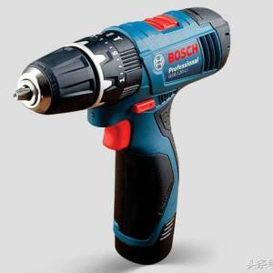 电钻常见问题及维修方法