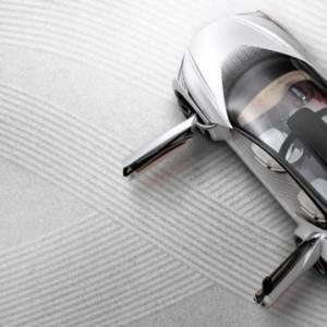 IMx自动驾驶概念电动汽车