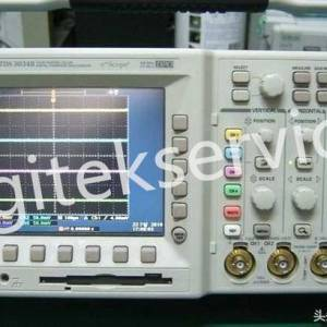 TDS3034B示波器按键不管用,无法运用故障维修