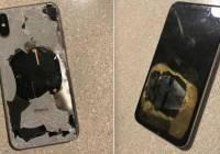 iPhone X系统升级过程中冒烟,苹果称只是巧合