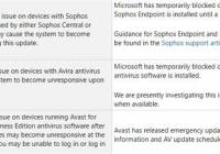 微软四月补丁Bug导致部分Win7/10电脑系统卡开户顿、无法开机