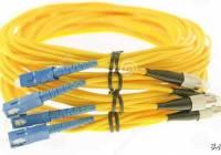 什么是光纤的红头绿尾?
