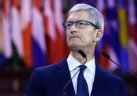 """库克斯坦福演讲:科技公司应为""""做坏事""""担责任"""