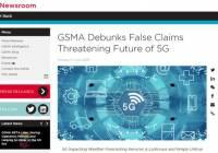 全球移动通信系统协会:5G并不会影响天气预报